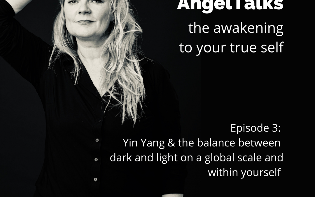 AngelTalk 5: how to deal with the storm of transformation – don't fight the storm, be the storm